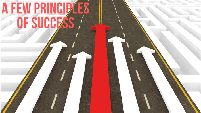A-few-principles-of-success