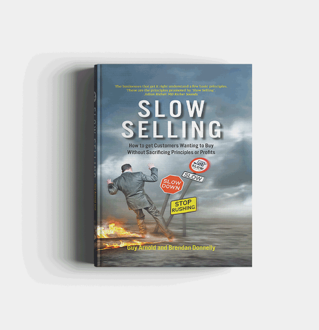 the slow selling ebook