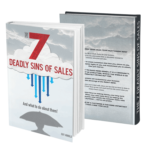 the 7 deadly sins book