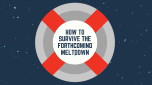 How To Survive The Forthcoming Meltdown