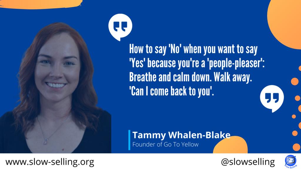 Season 2 Episode 13 - Interview with Tammy Whalen-Blake